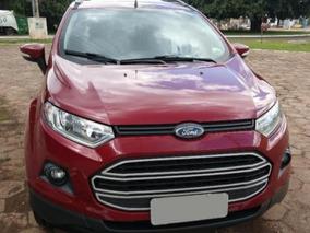 Ford Ecosport 1.6 Se Powershift