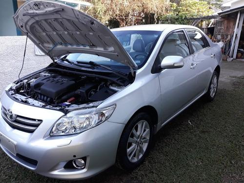 Imagem 1 de 14 de  Toyota Corolla Altis 2.0 16v Flex - Top De Linha