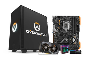 Computadora Pc Gamer Gtx 1660 Ti Intel I5 1tb 8gb Overwatch
