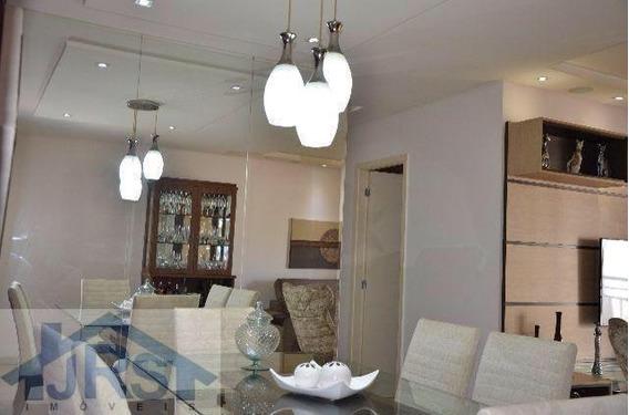 Condomínio Parque Barueri Apartamento De 105m² - Ap1695