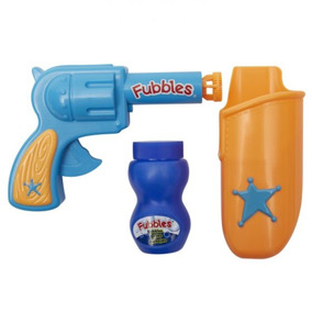 Little Recargable Fubbles Kids Juguete Burbujas Pistola DEWH2I9