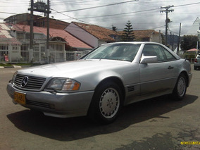 Mercedes Benz Clase Sl 500,aut.,convertible,doble Techo,full