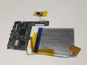 Placa Logica Tablet Vicini Inet 86ce Rev01 Completa
