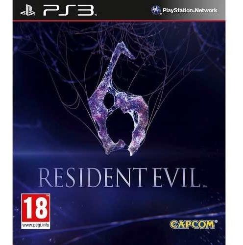 Re6 Resident Evil 6 Ps3 Ptbr A Pronta Entrega Midia Digital