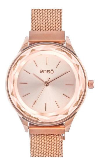 Reloj Enso Dama Color Rosa Ew9044lr22 - S023