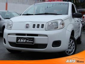 Fiat Uno Vivace 1.0 8v Flex 4p Mec. 2012