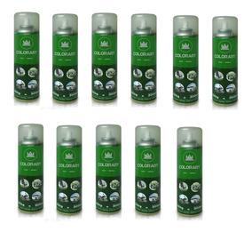 11 Spray Verniz Acrílico Brilhante Secagem Rápida Automotivo