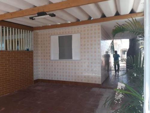 Imagem 1 de 11 de Casa No Litoral Sul, Com 3 Quartos Em Mongaguá-sp 7493-pc