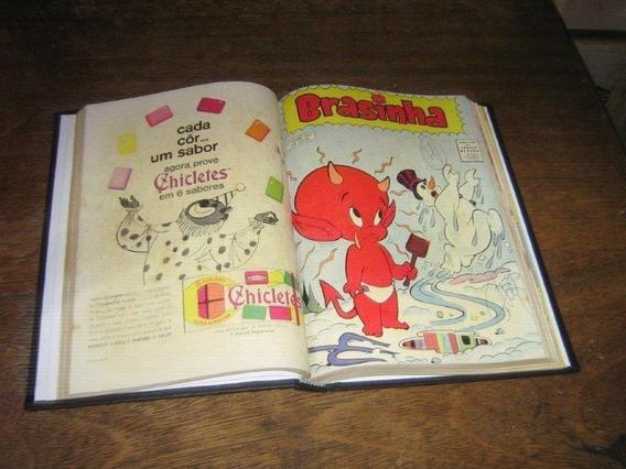 Brasinha Lote Com 8 Edições Ano 1963 Editora O Cruzeiro