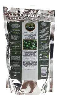 Chlorella Kenbi 1200 Comprimidos 100% Puro Nf + Frete Grátis