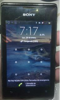 Sony Xperia E C1504 Con Caja, (15) Operativo, Remate