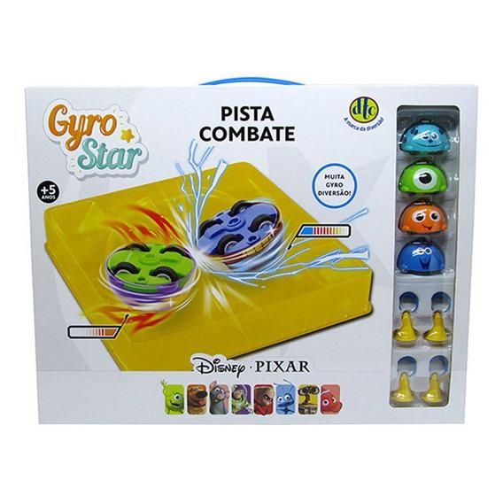 Pista De Combate Arena Gyro Star Disney / Pixar 4916 Dtc