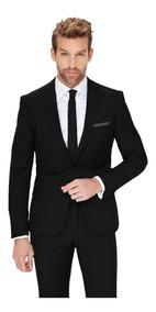 Ternos Slim Microfibra Camisa,gravata,paletó E Calça +brinde