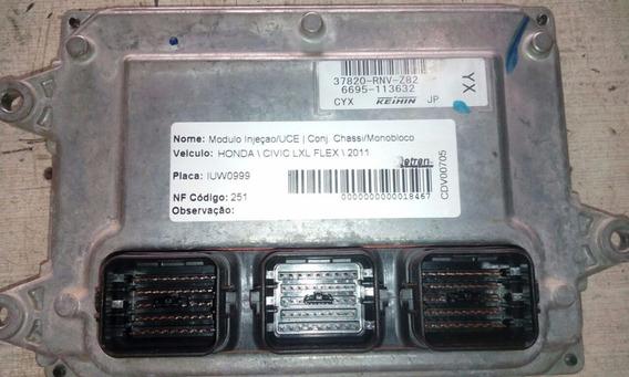 Módulo Injeção Honda Civic 2011- 37820 - Rnv - Z82 Yx