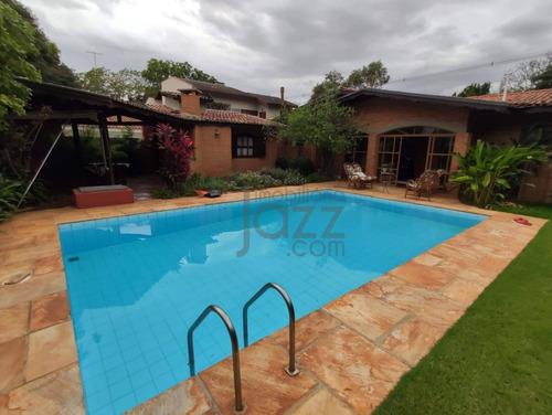 Casa Com 4 Dormitórios À Venda, 286 M² Por R$ 1.250.000,00 - Barão Geraldo - Campinas/sp - Ca4443