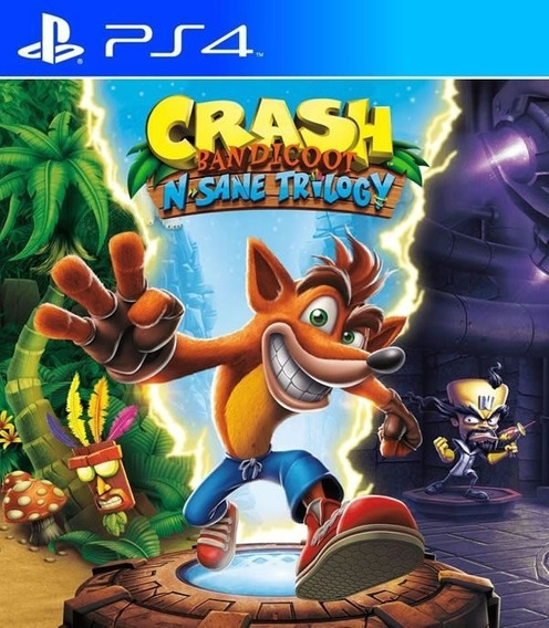 Crash Bandicoot Ps4 Digital Original 1