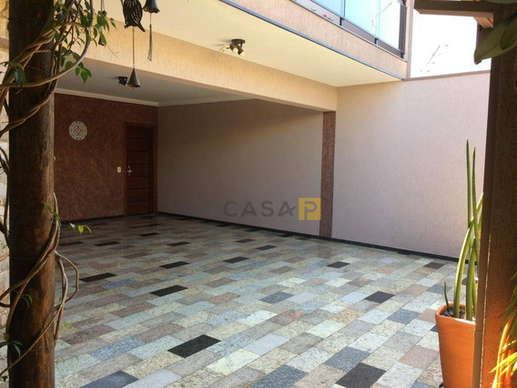 Casa Com 3 Dormitórios À Venda, 228 M² Por R$ 850.000 - Jardim Paulistano - Americana/sp - Ca0420