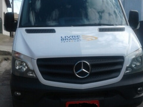 Mercedes Benz Sprinter 415 Cdi Modelo 2017