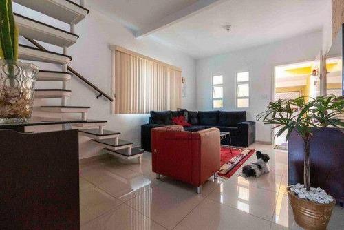 Sobrado Com 3 Dormitórios À Venda, 150 M² Por R$ 530.000,00 - Jardim São Roberto - São Paulo/sp - So0063