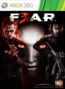 Fear 3 Xbox 360 F.e.a.r. 3