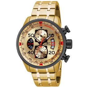 Relógio Invicta Aviator #17205 ( 100% Original Importado )