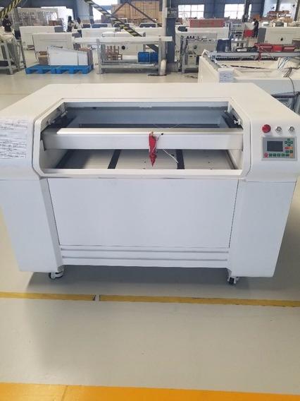 Máquina De Corte Láser Cnc 130 W 100x60 Cm 110v En Cdmx
