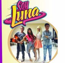 Showde Soy Luna Frozen Descendientes Elena Sofia Princesas
