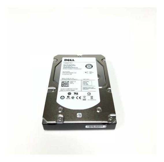 Hd Dell Sas 300gb 3.5 15k.7 Pn 0f617n St3300657ss Nf
