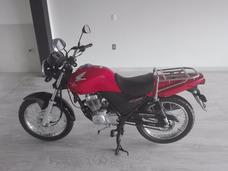 Gl 150 Cargo Año 2017 Color Rojo