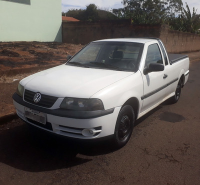 Saveiro 1.6 Flex 2005