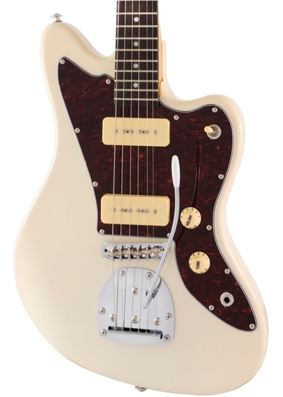 Guitarra Eléctrica Alabama Jazzmaster Jm-304 - Colores