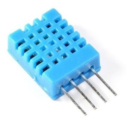 Módulo Sensor Umidade Temperatura Dht11 Arduino Fret R$ 9,90