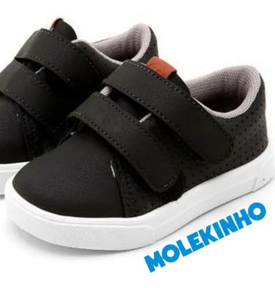 Tênis Menino Infantil Bebê Molekinho 2133.125