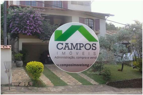 Casa Com 5 Quartos Para Comprar No Vila Dos Engenheiros Em Ouro Preto/mg - 316