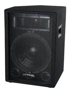 Bafle / Monitor Phonic Sem712 - 12 - 230w Rms