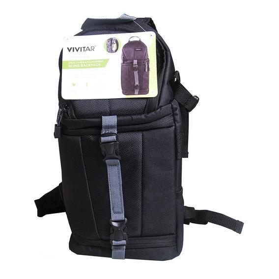 Mochila Vivitar Vivdks15 Sling Backpack Camera Profissional