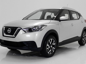 Nissan Kicks 1.6 16v Flex S 4p Xtronic Sem Entrada