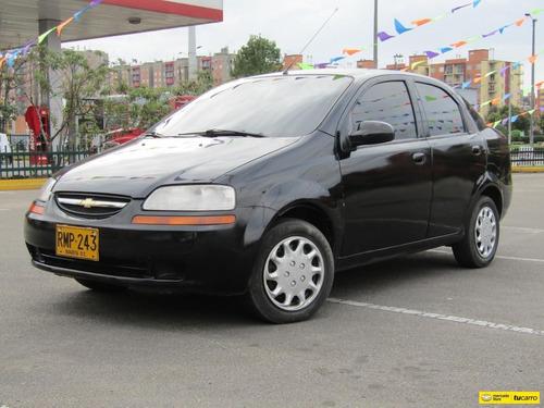 Chevrolet Aveo 1.5 Family