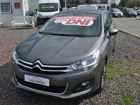 Citroën C4 Lounge Live 1.6 Nafta Gris 5 Puertas 0km Ac374px