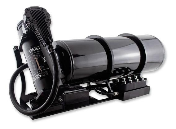 Novo Kit Ar Montado E Testado - Com Bolsa Gomada - Fusion