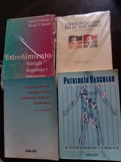 Combo Libros De Medicina