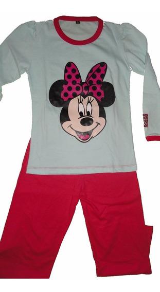 Pijamas Nenas Invierno Personajes