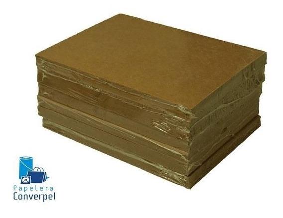 Papel Kraft Puro 120 Gr Tamaño Oficio Pack X 100 Hojas