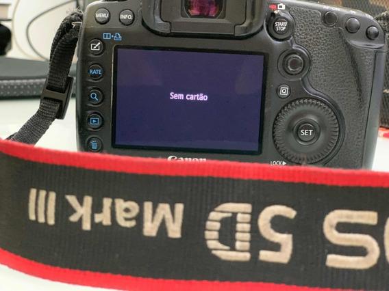 Câmera Canon Eos 5d Mark Iii (corpo) Oportunidade.