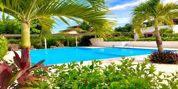 Casas De 2 Niveles Y 3 Dorm 10 Min De La Playa. Bavaro