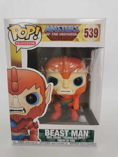 Funko Pop Beast Man The Máster Of Universe He-man