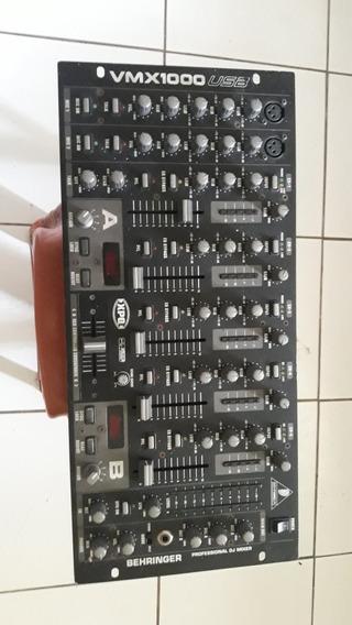 Behringer Pro Mixer Vmx 1000usb