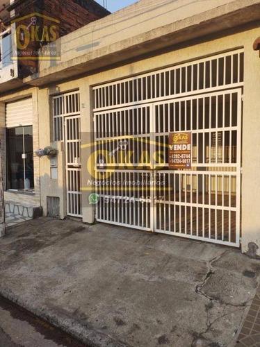 Imagem 1 de 15 de Casa Com 2 Dormitórios À Venda, 98 M² Por R$ 290.000,00 - Jardim Lincoln - Suzano/sp - Ca0203