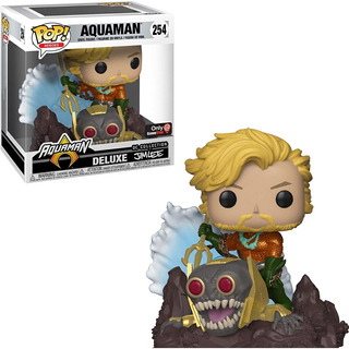 Funko Pop - Aquaman #254 Ex Gamestop Jim Lee - Nextgames