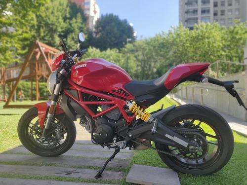 Ducati  797+